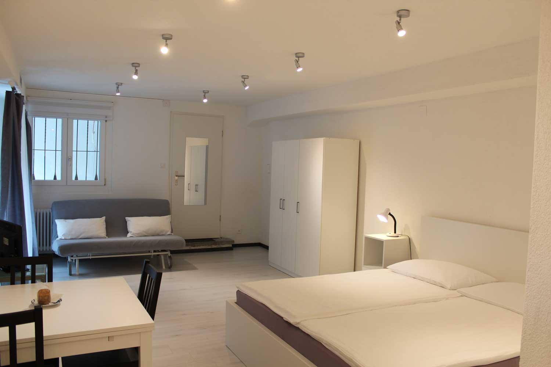 Casa Liliane Studio Ferienwohnung Hotel Luna